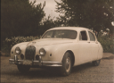 Finnished project 1956 Jaguar MK1
